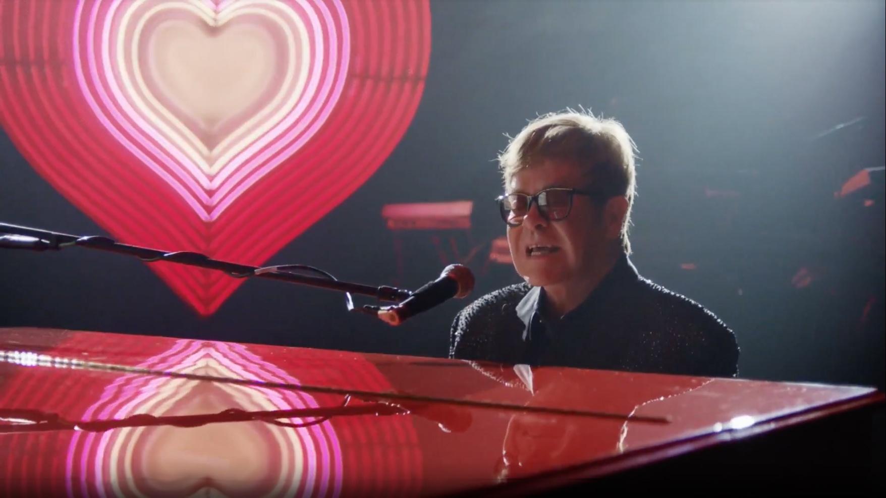 John Lewis Elton John (Love Heart)