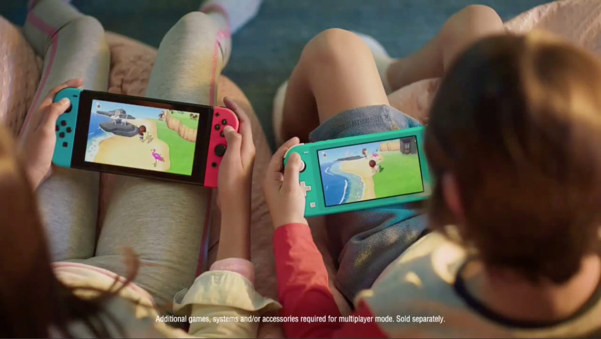 Nintendo Switch 'Animal Crossing - New_Horizons'