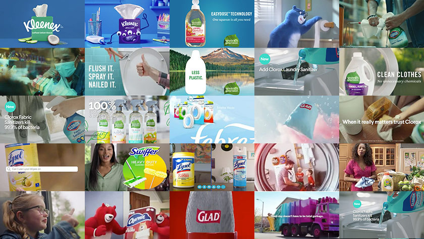 Thumbnails of Home Cleaning & Personal Hygiene Videos