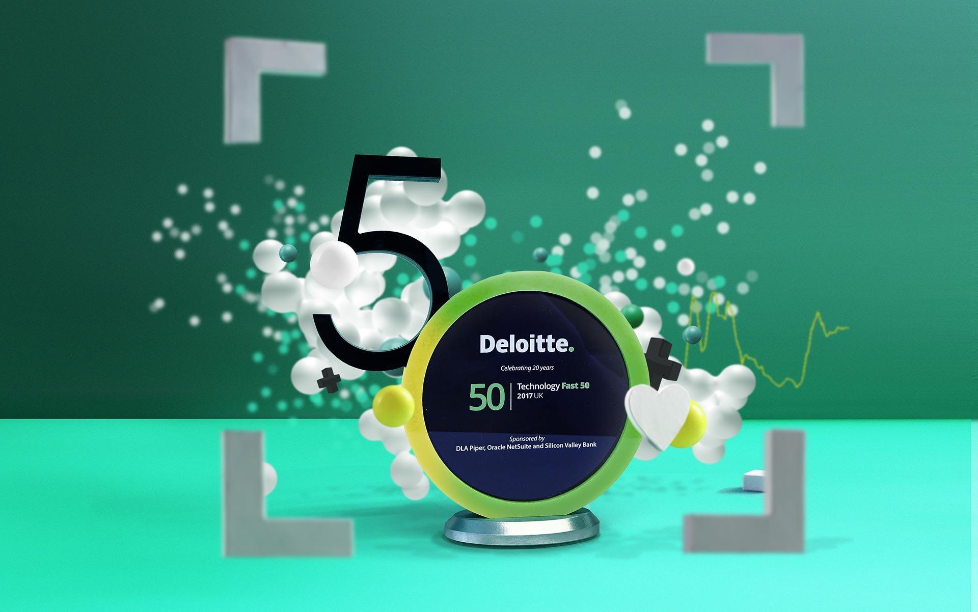 Deloitte Tech Fast50
