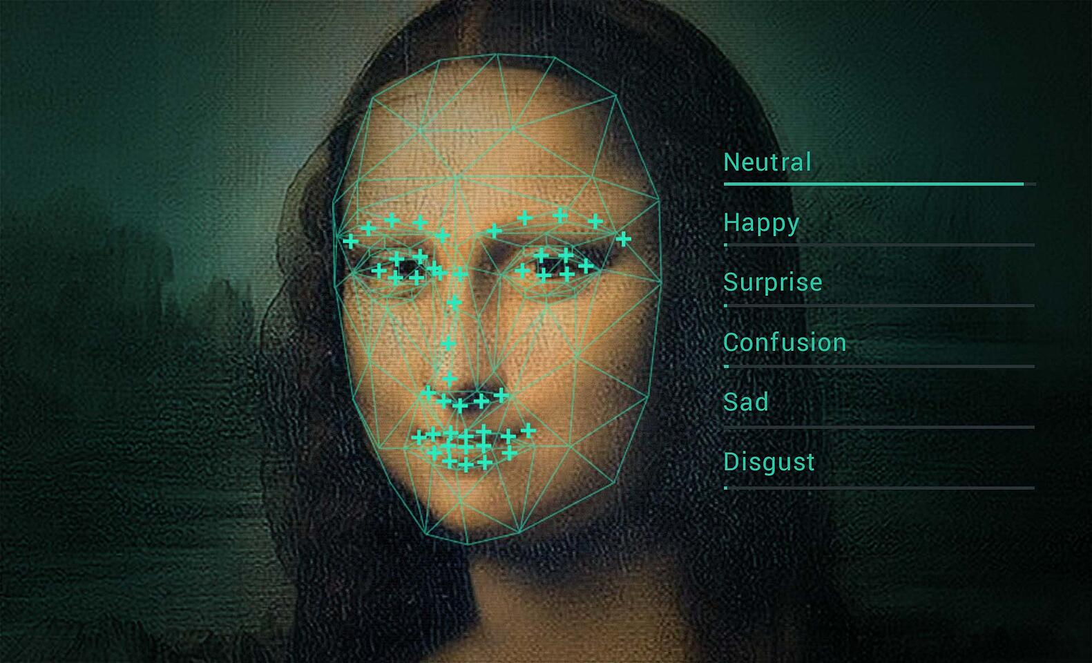 Realeyes facial coding and emotion recognition for Mona Lisa