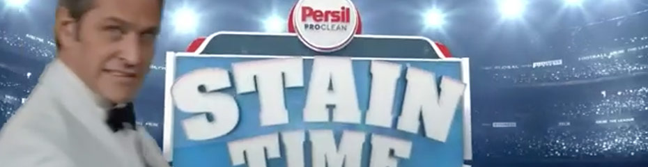 Persil - Game Time Stain Time