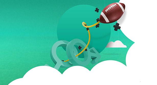 Super Bowl Gender