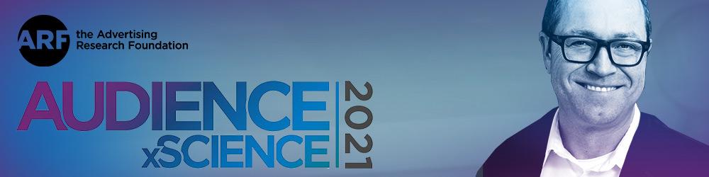ARF Aidience xScience with Max Kalehoff