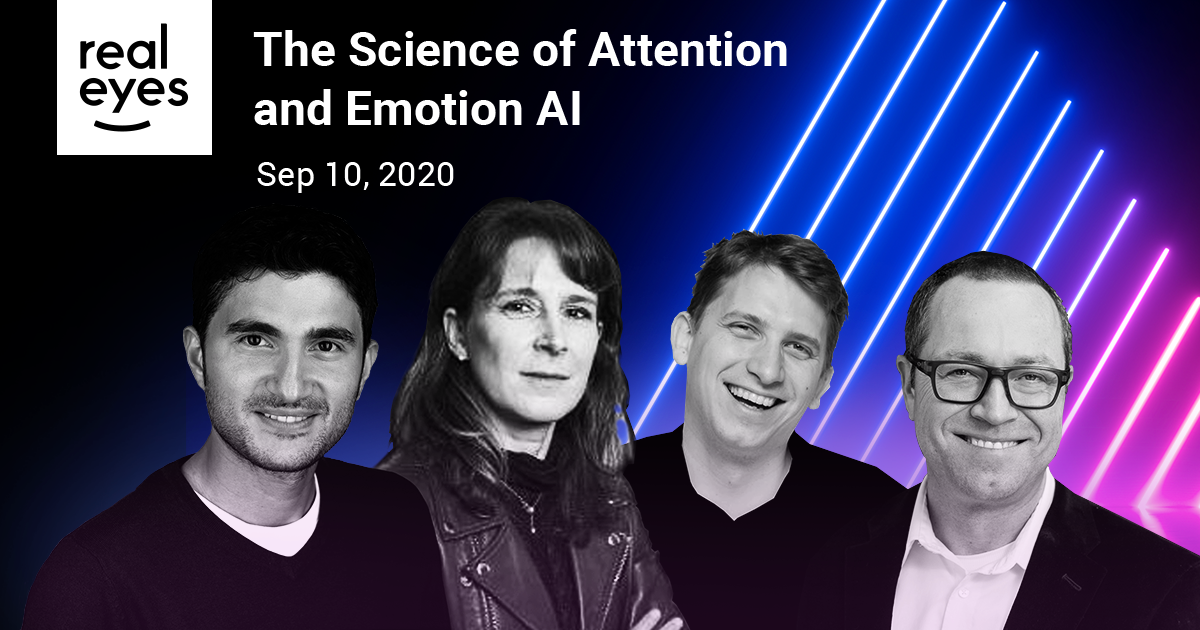 The Science of Attention & Emotion AI speaker image